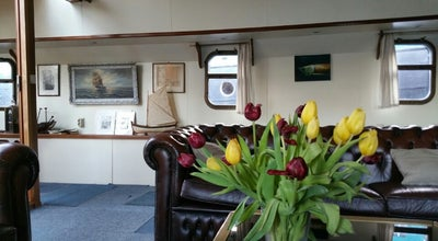 Photo of Bed and Breakfast Houseboat Amsterdam 4-8 persons - A340 at Levantkade 182, Amsterdam 1019 BG, Netherlands