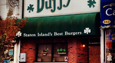 Photo of Burger Joint Duffy's Tavern at 650 Forest Ave, Staten Island, NY 10310, United States