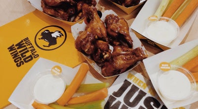 Photo of Wings Joint Buffalo Wild Wings at Estancia Mall, Capitol Commons, Pasig City, Philippines