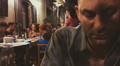 Photo of Italian Restaurant Taberna Sveva at Piazza Federico Di Svevia 12, Ortigia, Italy