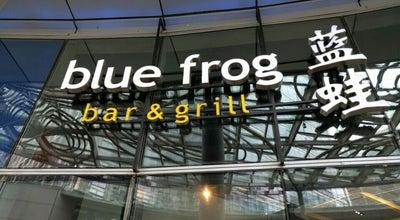 Photo of Burger Joint Blue Frog 蓝蛙 at Central Park, China
