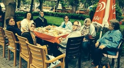 Photo of Cafe PARK KULÜP Aile Çay Bahçesi at Akhisar, Turkey