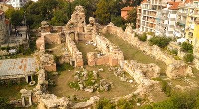 Photo of Historic Site Римски Терми (Roman Baths) at Varna Municipality, Bulgaria