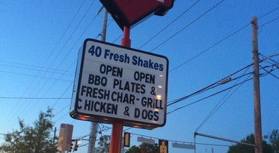 Photo of Burger Joint Cook Out at 403 Moreland Ave Se, Atlanta, GA 30316, United States