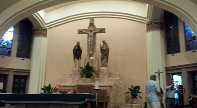 Photo of Church St. Anne's Catholic Church at 2715 Calder St, Beaumont, TX 77702, United States