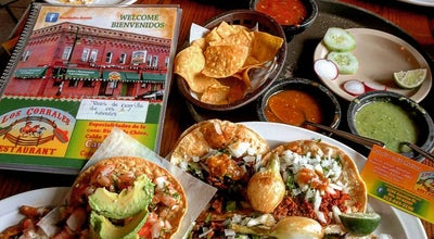 Photo of Mexican Restaurant Taqueria & Restaurant Los Corrales at 2244 Junction, Detroit, MI 48209, United States