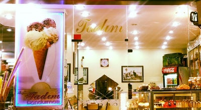 Photo of Ice Cream Shop Tadım Pastanesı at Turkey