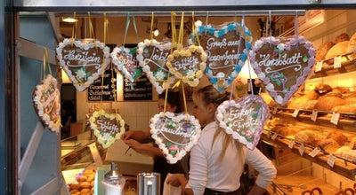 Photo of Bakery Bäckei Bauer at Max-josefs Platz, Rosenheim 83022, Germany