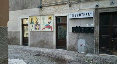 Photo of Bookstore Libroteka (comics etc) at Italy