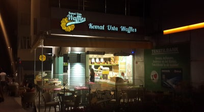 Photo of Dessert Shop Kemal Usta Waffles at Moda Cad. No:176, Kadıköy, Turkey