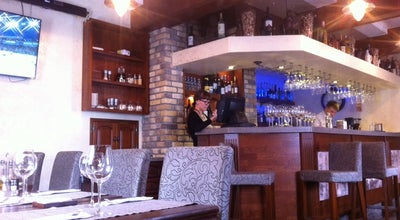 Photo of Italian Restaurant Пино Гриджио at Улица Максима Горького 22, Череповец 162602, Russia