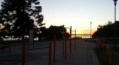 Photo of Park Parque De Las Colectividades at Av. De La Costa, Rosario 2000, Argentina