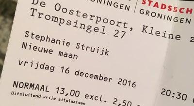 Photo of Concert Hall Oosterpoort Kleine Zaal at Netherlands