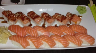 Photo of Sushi Restaurant Zushi Japanese Restaurants at Corso Della Libertà 8, Mantova 46100, Italy