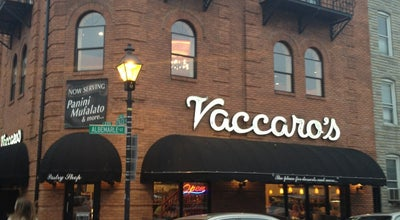 Photo of Bakery Vaccaro's Italian Pastry Shop at 222 Albemarle St, Baltimore, MD 21202, United States