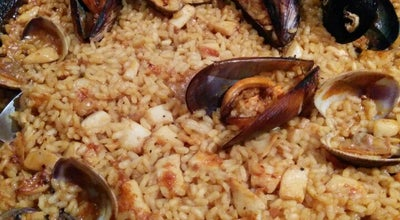 Photo of Paella Restaurant La Paella de Reina at Madri, Spain
