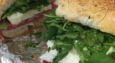 Photo of Sandwich Place Pisillo Italian Panini at 97 Nassau St., NYC, NY 10038, United States