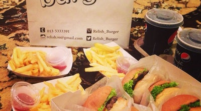 Photo of Burger Joint Relish Burger  | ريليش برجر at Al Hufūf, Saudi Arabia