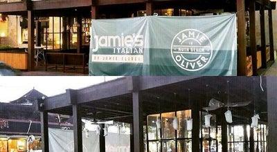 Photo of Italian Restaurant Jamie's Italian by Jamie Oliver Kuta Beach at Jl. Pantai Kuta, Banjar Pande Mas, Kuta, Indonesia