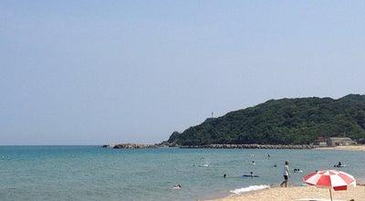 Photo of Beach 波子海水浴場 at 波子町, 江津市 699-3161, Japan