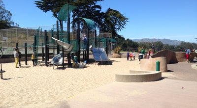Photo of Playground Julius Kahn Playground & Clubhouse at 3206 W Pacific Ave, San Francisco, CA 94118, United States