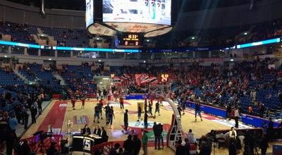 Photo of Basketball Stadium Pais Arena at Jerusalem, Israel
