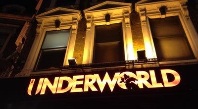 Photo of Music Venue The Underworld at 174 Camden High St., London NW1 0NE, United Kingdom