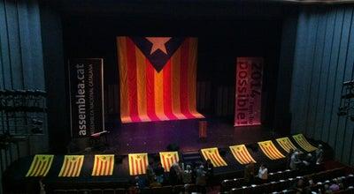 Photo of Theater Teatre La Faràndula at Sabadell, Spain