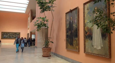 Photo of Art Museum Museo Thyssen-Bornemisza at P. Del Prado, 8, Madrid 28014, Spain