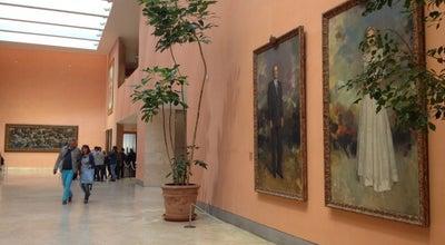 Photo of Art Museum Museo Thyssen-Bornemisza at P. Del Prado, 8, Madrid 28014, Spain