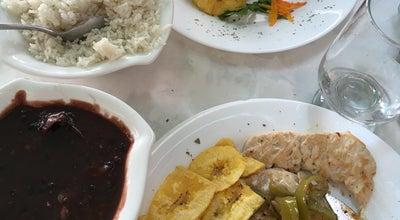Photo of Cuban Restaurant Paladar Doña Eutimia at Callejon Del Chorro # 60-c, Havana, Cuba