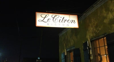 Photo of Rock Club Le Citron Bistro at 1539 Religious St, New Orleans, LA 70130, United States