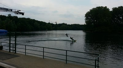 Photo of Lake Wasserskilift Toeppersee at Lohfelder Weg 91, Duisburg, Germany