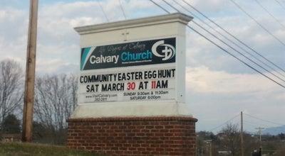 Photo of Church Calvary Church at 178 Pickens Bridge Rd, Johnson City, TN 37615, United States