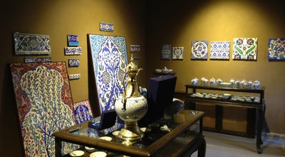 Photo of Art Gallery İznik Çini Turkish Ceramics & Tiles at Pirler Mh. Germiyan Cd., Kütahya, Turkey