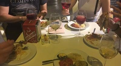 Photo of Diner Cafe Bar Gracia Tapas at Pza De Gracia, Spain