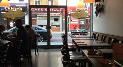 Photo of Thai Restaurant Taste of Siam at 45-47 Camden High St, Camden NW1 7JH, United Kingdom