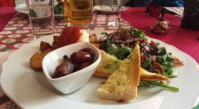Photo of Tapas Restaurant Marias Tapasbar at Mariagatan 8 A, Helsingborg 252 23, Sweden