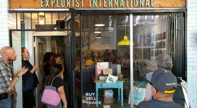 Photo of Record Shop The Explorist International at 3174 24th St, San Francisco, CA 94110, United States