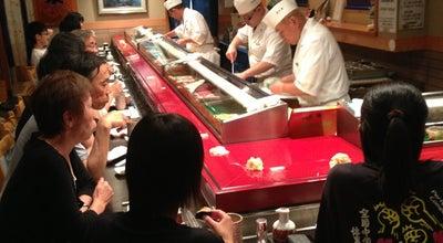 Photo of Sushi Restaurant 寿司栄 本店 (総曲輪店) at 総曲輪2-8-22, 富山市 930-0083, Japan