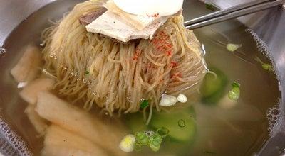 Photo of Korean Restaurant 평양면옥 at 중구 장충단로 207, 서울특별시 04615, South Korea