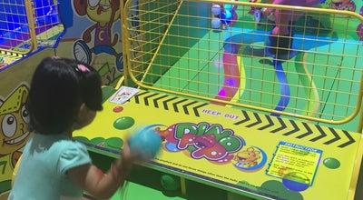 Photo of Arcade HappyLand Park Galerias Pachuca at Camino Real De La Plata 100, Pachuca, Mexico