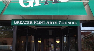 Photo of Art Gallery Greater Flint Arts Council at 816 S Saginaw St, Flint, MI 48502, United States