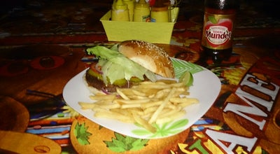 Photo of Burger Joint Mega-Hamburguesas Alonso at Alonso 14, Guanajuato, Mexico