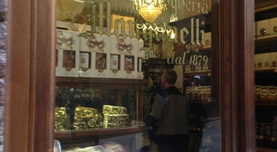 Photo of Candy Store Antica Drogheria Manganelli at Via Di Città 71, Siena, Italy