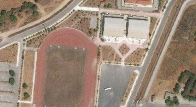 Photo of Basketball Court Κλειστό Γυμναστήριο Ολυμπιακού Χωριού at Μαραθώνιας Διαδρομής, Ολυμπιακό Χωριό, Greece