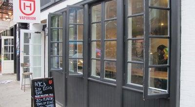 Photo of Smoke Shop The Henley Vaporium at 23 Cleveland Pl, New York, NY 10012, United States