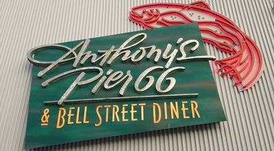 Photo of Seafood Restaurant Anthony's Pier 66 & Bell Street Diner at 2201 Alaskan Way, Seattle, WA 98121, United States