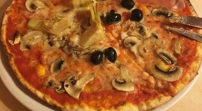 Photo of Italian Restaurant La Vecchia Conca at Via Carlo Alberto 26a, Roma 00185, Italy