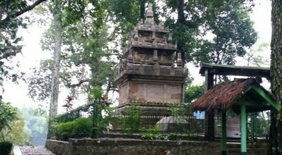 Photo of Historic Site Candi Cangkuang at Garut, Indonesia
